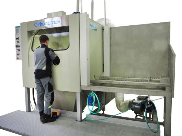 КС-150 Установка с ручной гидроабразивной очисткой