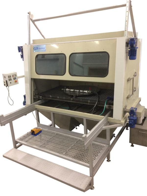 Автоматическая тележка и фронтальная панель КОТ-300