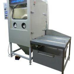 Установка гидроабразивной очистки КС-100