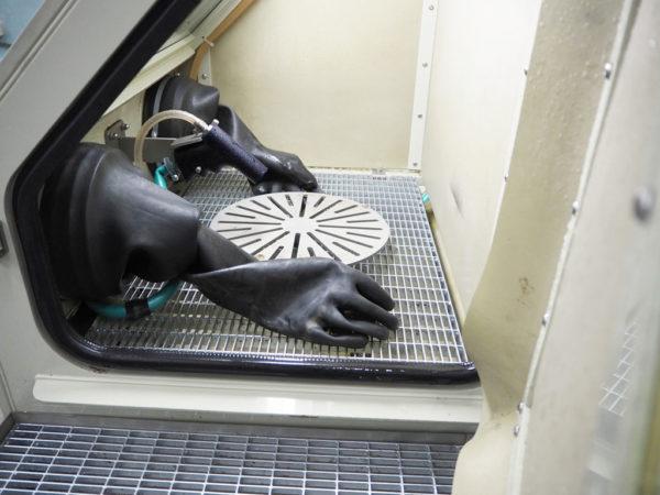 гидроабразивная очистка МС-40