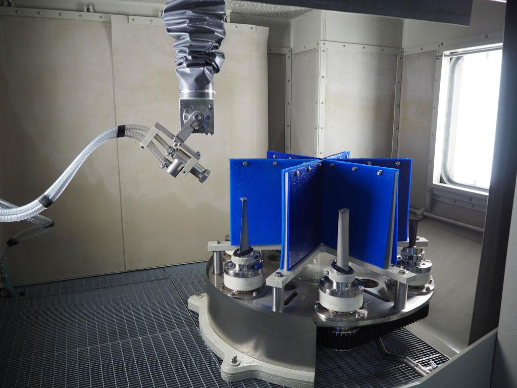 Применение гидроабразивных технологий в авиа-космической отрасли