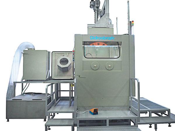 Установка гидроабразивной обработки с ЧПУ 5-осей КС-150АГ/5D