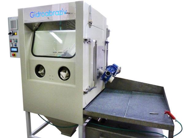 КС-100СГД Универсальная установка гидроабразивной очистки