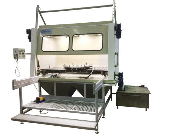 КОТ-300 Установка гидроабразивной очистки