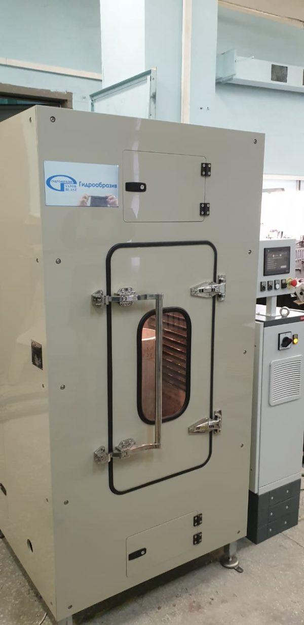 Комплекс гидроабразивной прокачки КП-М