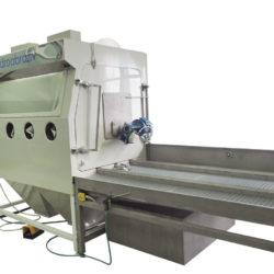 Установка гидроабразивной очистки  КС-140