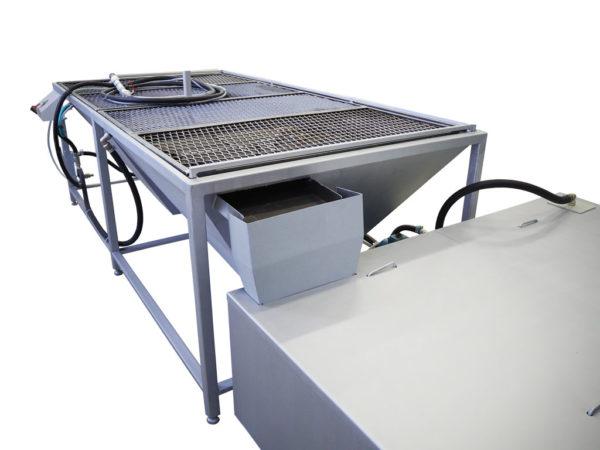 Установка гидроабразивной очистки ОП-2