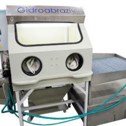 Установка гидроабразивной очистки МС-40
