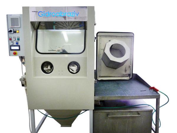 КС-100СГД гидроабразивная обработка