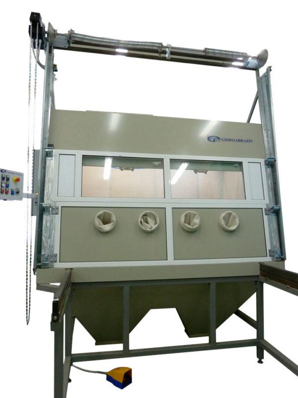 КС-1401 Установка гидроабразивной очистки