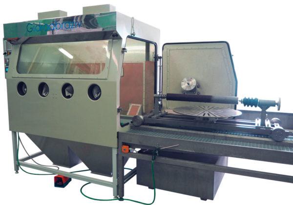 Установка гидроабразивной очистки КС-140СГД, универсальная