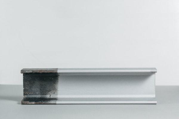 Гидроабразивная очистка металлопроката