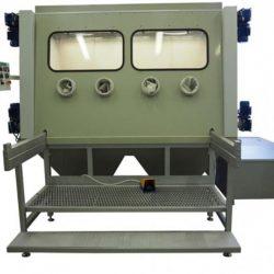 Установка гидроабразивной очистки КС-1401