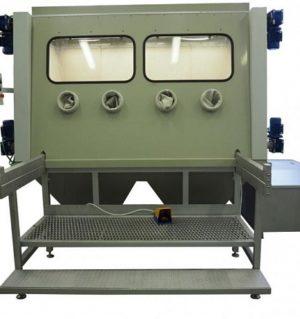 Ручные камеры гидроабразивной очистки