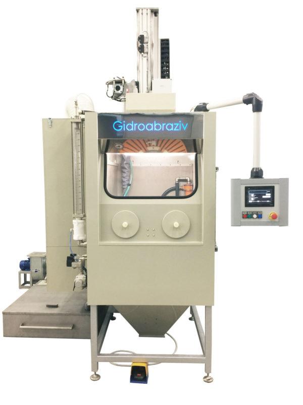 Установка гидродробеструйного упрочнения КС-100А/2D