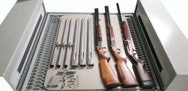 Гидроабразивная обработка стволов оружия КС-120А