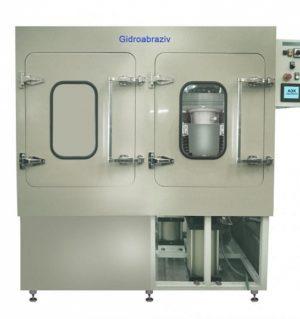 Установки абразивно-экструзионного хонингования (abrasive flow machining (AFM))