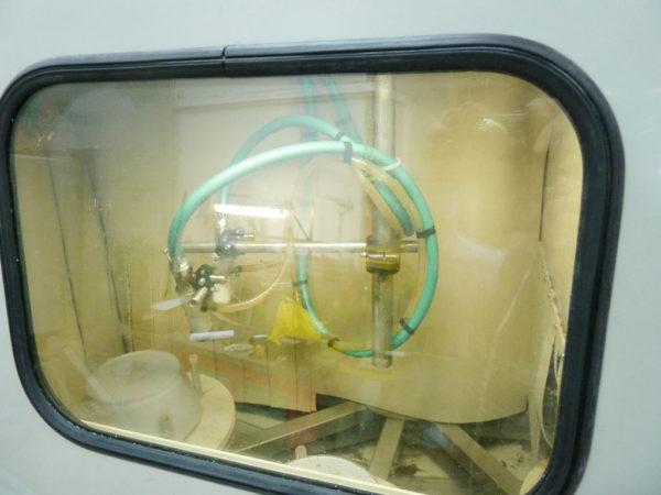 2-х сопловая гидроабразивная обработка КТВ-300
