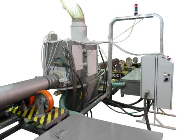 Высшее качество гидроабразивной очистки труб