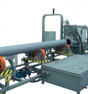 Установки для гидроабразивной очистки труб
