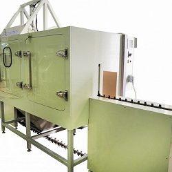 Установка гидроабразивной очистки печатных плат КС-400П