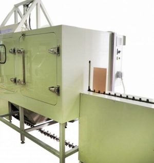 Специализированные установки гидроабразивной очистки