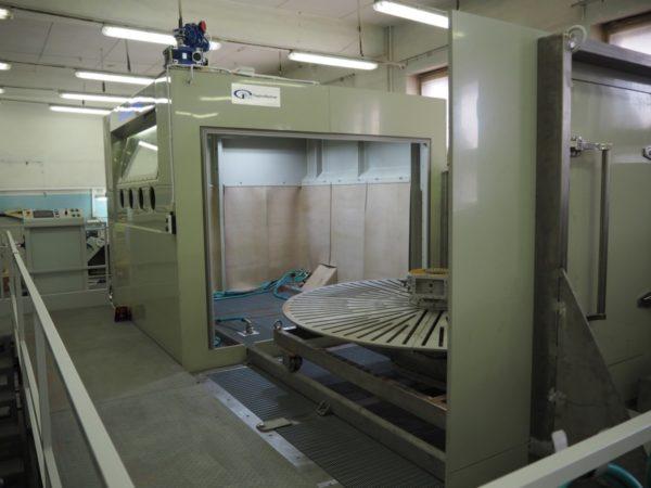КС-200А Установка гидроабразивной очистки