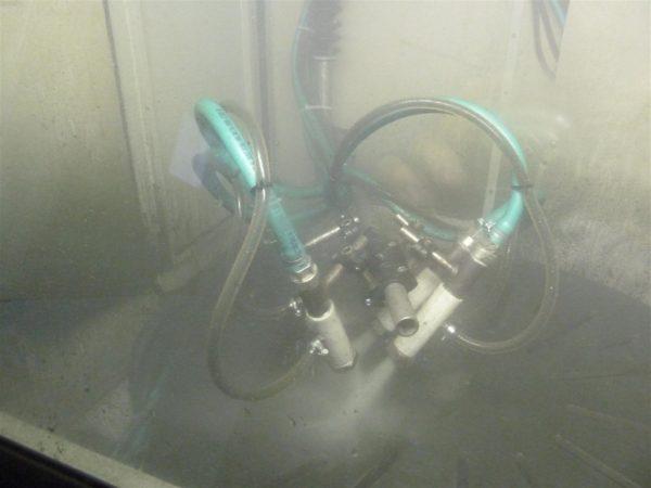 4-х сопловой аппарат гидроабразивной очистки