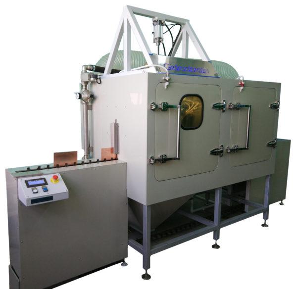 КС-400П Гидроабразивная очистка печатных плат